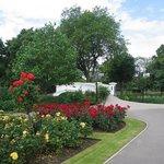 Victoria Park, Stafford.
