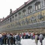 Dresden 2002 Das Residenzschloss