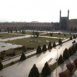 Place Naghsh-e Jahan (place de l'Imam)