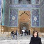 Isfahan. Mezquita del Imam