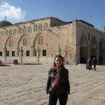 Jerusalén.Mezquita de Al Aqsa