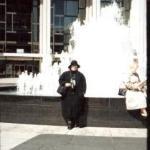 Metropolitan Opera, New York. Concurso Pavarotti, marzo 1995.