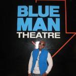 Blue Man Group ภาพถ่าย