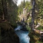 "Glacier Creek 60°59'28"" N 149°04'36"" W"