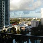 Lower Tumon - the hotel district