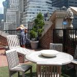 Terrace - W New York The Tuscany
