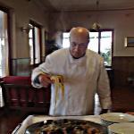 """Da Renato """"o' capobanda"""" un ristoratore d'eccezione, cucina tipica e familiare. A Moiano in pie"""