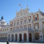 Royal Palace of Aranjuez Photo