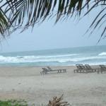 Puerto Escondido, México la playa