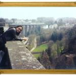 Luxembourg City, Luxembourg - 2001: I fell in love with this place because of its fantastic view