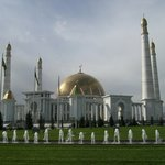 Biggest Mosque in Central Asia