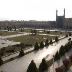 Isfaha. Plaza del Imam