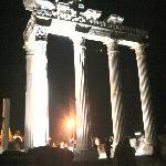 colonne de side