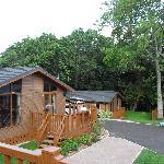 the becton lodge setting at hoburne naish