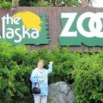 Alaska Zoo Photo