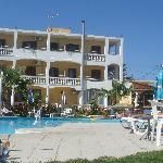 Ananias pool & other apartments