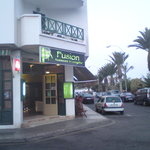 Photo de Fusion Restaurant & Loungebar