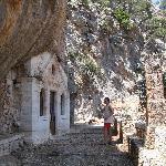 Gouverneto monastery (ruins)