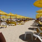 Monte Gordo, Portugal, Beach