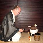 Japanese Tea Ceremony - by a Danish Tea Master!