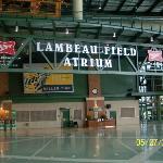 Lambeau Field ภาพถ่าย