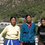 """麗江是納西族的""""地頭"""", 傳統納西族人,以黑為美"""