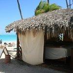 un petit massage sur la plage?