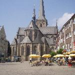 Wesel Cathedral : 10 minutes walk away