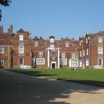 Christchurch Mansion IPSWICH Suffolk, UK
