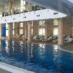 Large Spa Pool