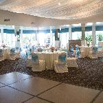 Wedding Reception at Island House