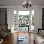 Brtyn Mair House - Guests sitting room