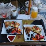 Breakfast. Yum!