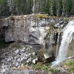 Paulina Creek Falls - Newberry Volcanic Monument