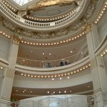 The foyer of Neiman-Marcus, Union Square