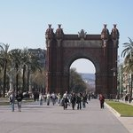 Arc de Triomf Photo