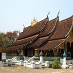 Храм Золотого города (Ват Сиенг Тхонг)