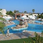 piscina Marriot Beach