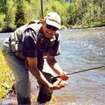 May 2000 The May stone fly hatch on Rock Creek in Montana is legendary.