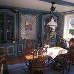 Einer der schönen Frühstücksräume