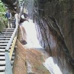 Flume Gorge - intense and powerful.