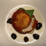 eggplant crisp appetizer