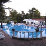 la mitica piscina