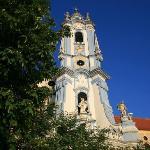 Cathedral Blue in Dürnstein