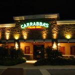 Carrabbas at night