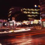 Hotel - vista desde la calle