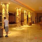Hotel lobbie