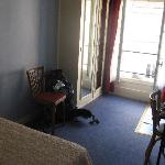 Room 37 - Sixth floor - single room - no shower - 35 euro