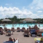This is one of the wave pools