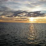 Sunset @ Tamarindo Beach Catamaran trip